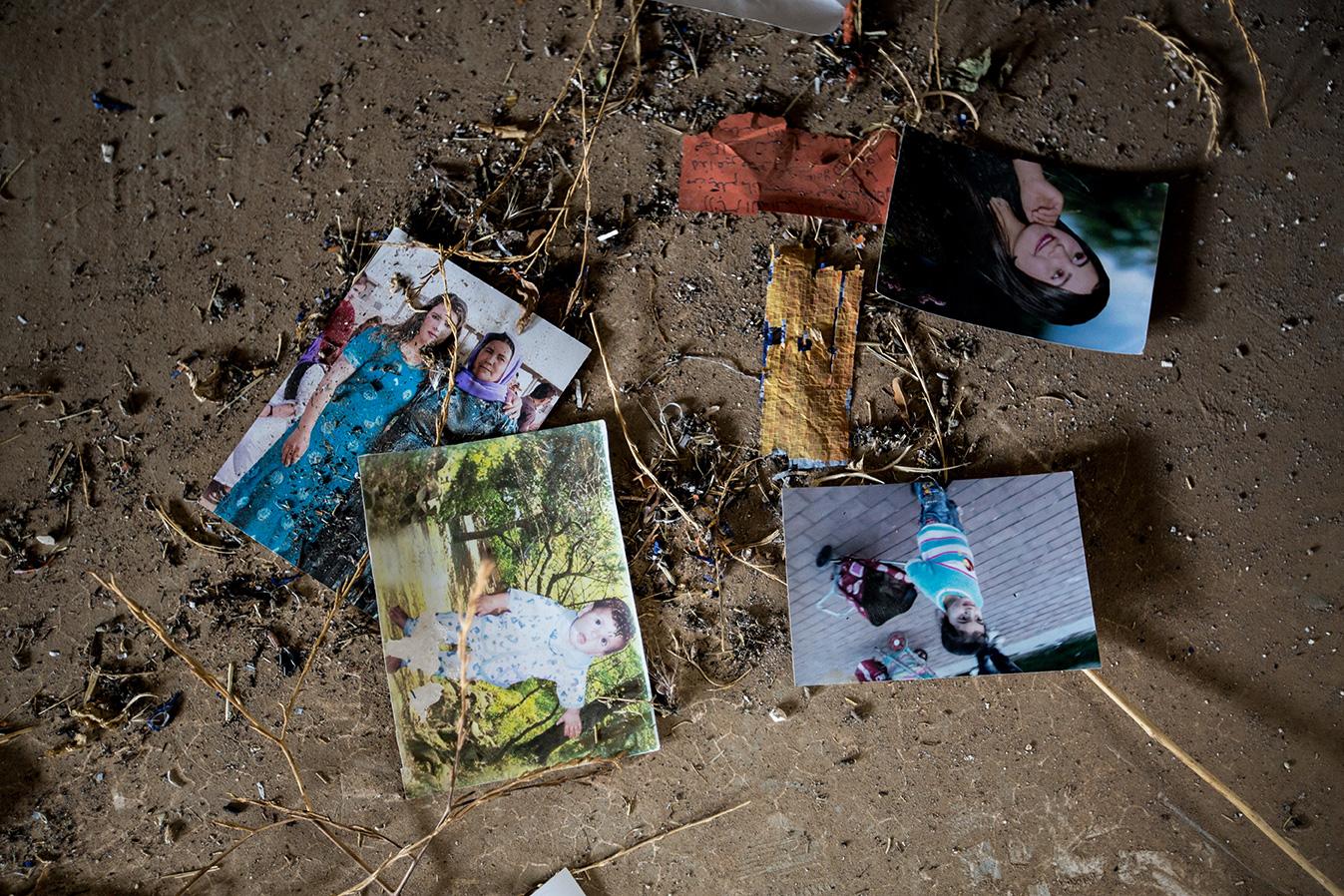 photos memories better times sinjar iraq isis